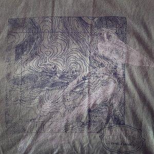 Light Grey Banana Republic T-Shirt